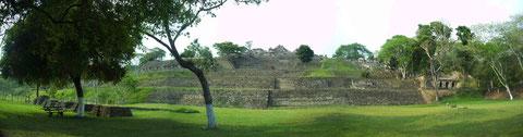 Tonina, arqueologia Maya