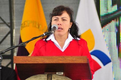 Magister Fanny Monteros Hidalgo-RECTORA
