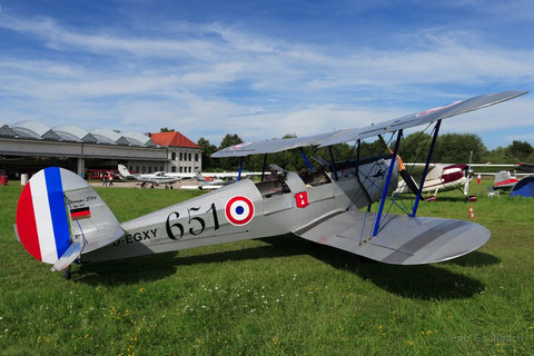 Tiger Moth beim Fly in 2011, Foto: PE