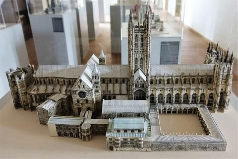 Kathedrale von Canterbury von Dr. med. Hans-Martin Möhler. Foto: J. Peppler