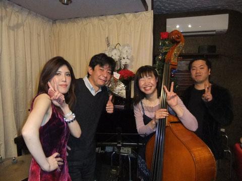 2013.12.14 田中淳子Vo ライブ