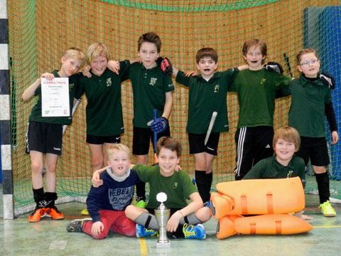 Westfalenpokalsieger Team DHG Knaben-C