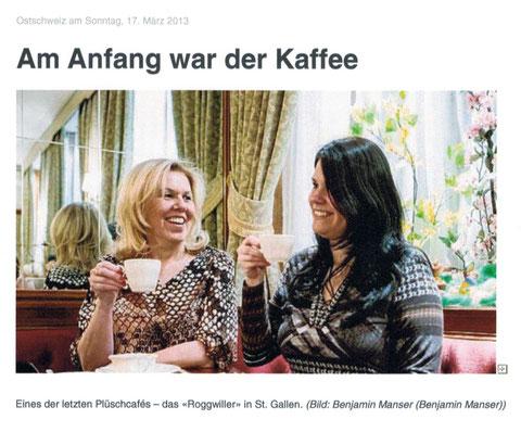 Ostschweiz am Sonntag 17.03.2013