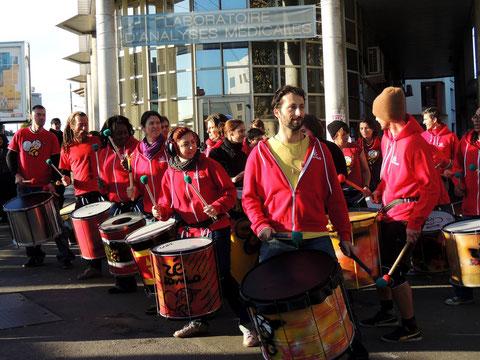 "Erwann de Batakoa et Zé Samba festival l'Etre en Arts"", Saint-Denis"