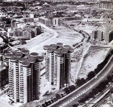 Proycto Torres Blancas (1961)