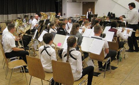 Konzert Jahreshauptversammlung Musikunterstützungsverein 2015