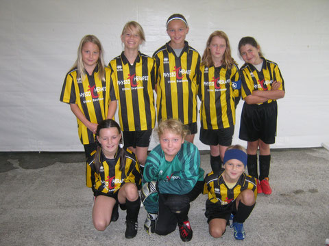 D-Juniorinnen 2011/2012