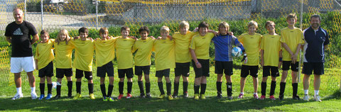 D-Junioren 2011/2012