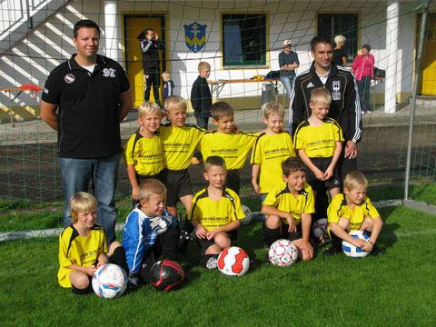 F3-Junioren 2011/2012