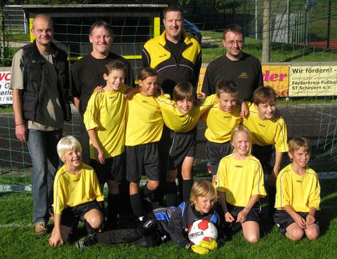 E-Junioren 2011/2012