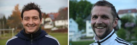 """Peter Schertel, Jürgen Schlemmer: """"Wir wollen die Jugend an unsere Teams heranführen."""""""