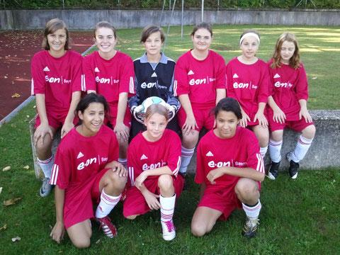 C-Juniorinnen 2011/2012 (Okt.2011)