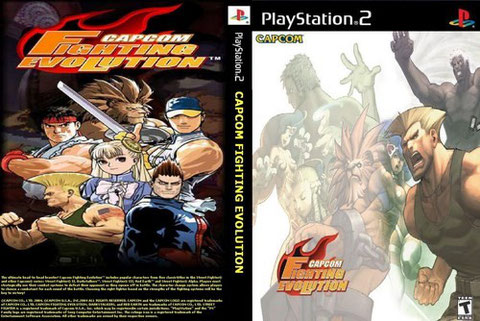 CAPCOM FIGHTER EVOLUTION