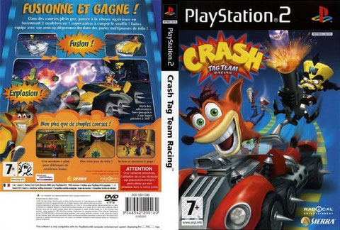 CRASH TAG TEAM