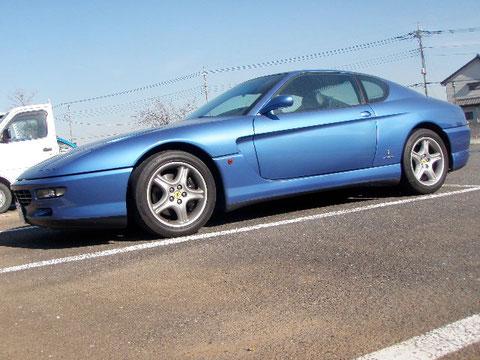 456GT-青き群馬