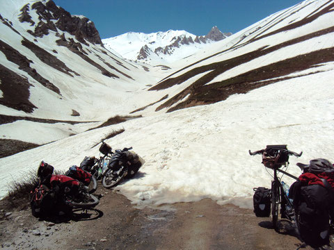 voyage à vélo, Tadjikistan, bicycle touring, Tajikistan