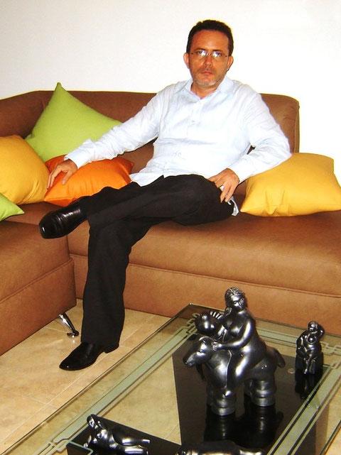 Manuel Iván Urbina Santafé
