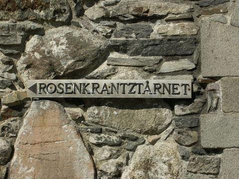 Rosenkrantzturm oder Rosenkrantztarnet,