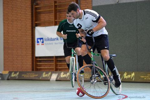 Radball Turnier um den Beckmann Cup RV Stahlross Obernfeld