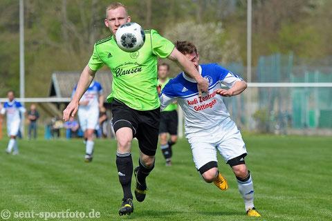 TSV Seulingen vs Eintr. Gieboldehausen (grün)