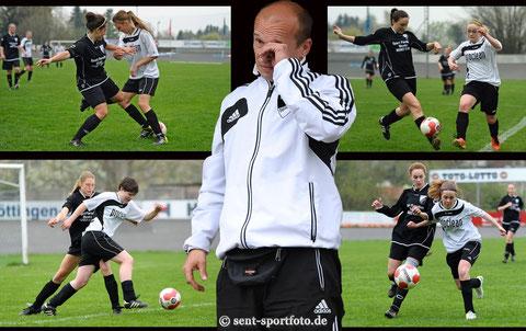 SVG Göttingen vs SV SW Bernshausen (schwarz)