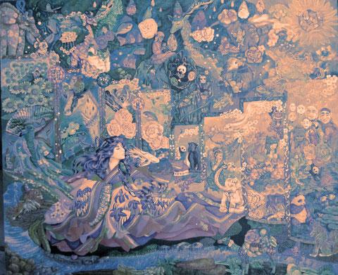 クロ・リュセ城(フランス・ロワール)レオナルド・ダ・ヴィンチ・パーク内 ユネスコ世界文化遺産