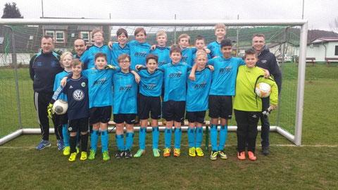 JFG D-Jugend Saison 2013/2014