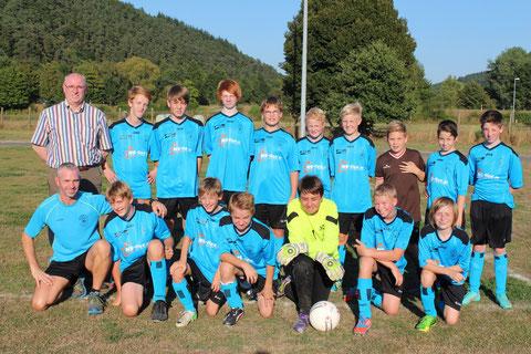 06.09.2013: C-Jugend JFG Weser-Schwülme