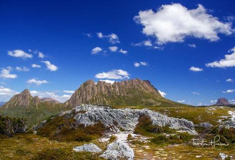 Erleben Sie mit dem Reiseleiter Thorsten Hansen die Schönheit Tasmaniens. Oberland Trek, Mount Field NP, Hartz NP, Hobart, Richmond und Tasman