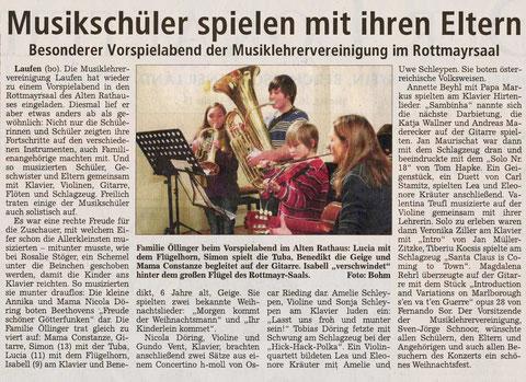 Südostbayerische Rundschau vom 15.12.2013