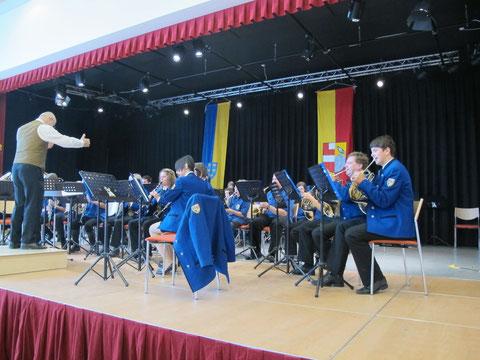 Konzertmusikbewertung Rabenstein mit Jugendorchester der Musikschule