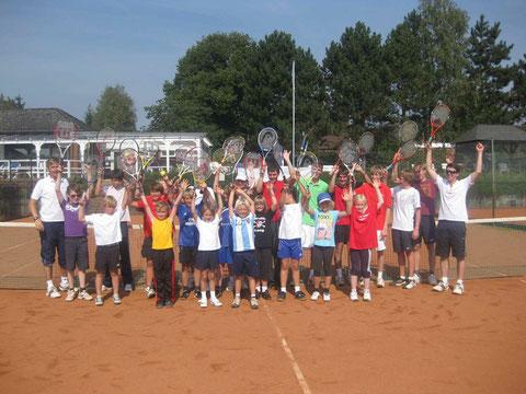 Wir waren dabei in Deutsch Evern am 03.09.11