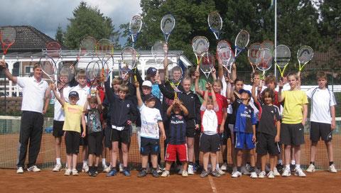 3. Level-Turnier am 04.09.2010 auf der Anlage des SV Ilmenau