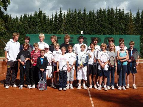 2. Level-Turnier am 06.09.2009 beim TSV Adendorf