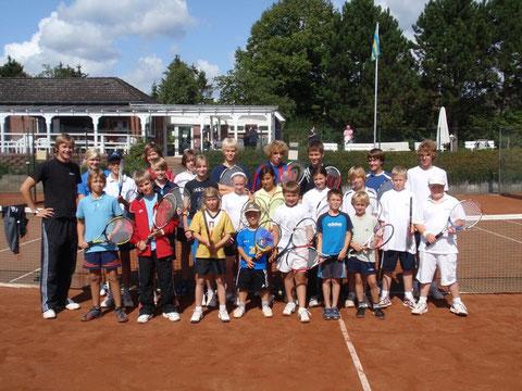 2. Level-Turnier am 29.08.2009 beim SV Ilmenau