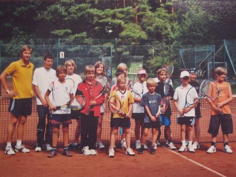 1. Level-Turnier am 22.08.2009 beim TC Bienenbüttel
