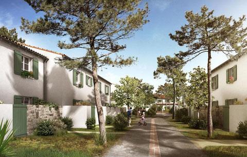 Résidence tourisme La Rochelle LMNP Nantes