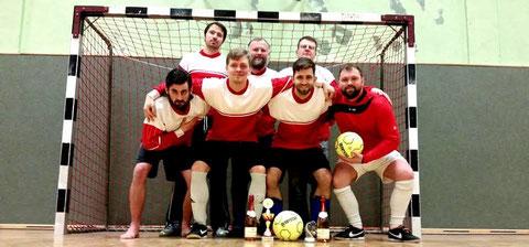 GSBV-Fußballteam mit bestem Torwart des Turniers