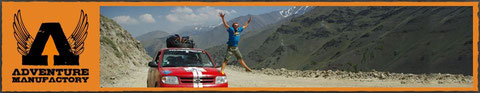 10.000 km + Pamir-Gebirge