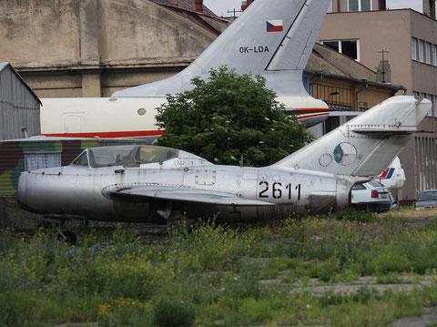 MiG15 2611-1