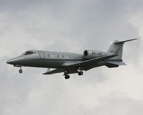 Learjet60 ES-LVC-1