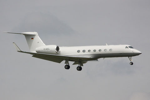 Gulfstream D-ADCL-1