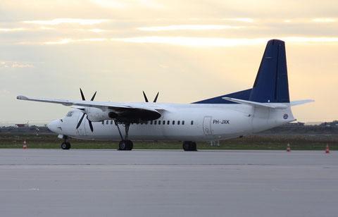 Fokker50 PH-JXK-1