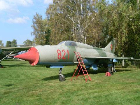 MiG21 821-1