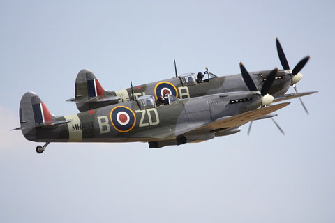 Spitfire LF IXC MH434 -1