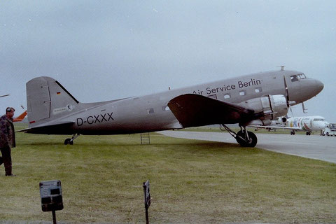 DC3 D-CXXX-1