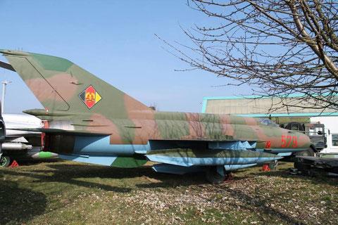 MiG21M 579-1