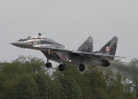 MiG29UB 42-1