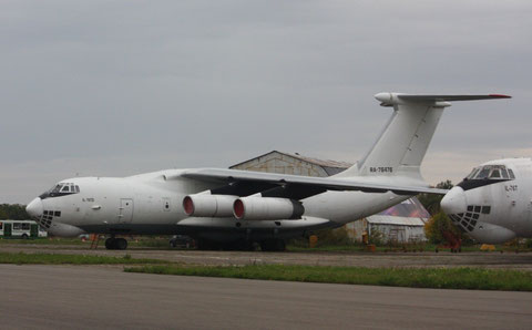 IL76 RA-76476