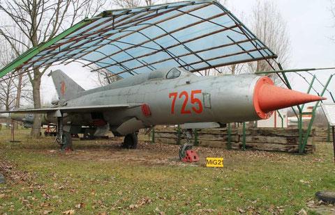 MiG21 725-1